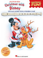 Christmas with Disney (Selections from Recorder Fun®). Composed by Various. For Recorder. Recorder. Softcover. 24 pages. Published by Hal Leonard.  Eight timeless Christmas classics as presented in Disney movies, arranged for very beginning recorder players. Includes: Away in a Manger • Deck the Halls • From All of Us to All of You • Frosty the Snow Man • Jolly Old St. Nicholas • O Christmas Tree • Rudolph the Red-Nosed Reindeer • We Wish You a Merry Christmas.