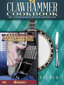Clawhammer Banjo Pack (Clawhammer Cookbook (Book/CD) with Great Banjo Lessons: Clawhammer Style (DVD)). For Banjo. Homespun Tapes. Softcover with DVD. 128 pages. Published by Homespun.  Includes the book/CD pack Clawhammer Cookbook (HL.118354) and the DVD Great Banjo Lessons: Clawhammer Style (HL.125928), in one money-saving pack!  In the DVD, highly revered guitarist Tony Rice breaks down his world-class style and technique. His lesson includes folk and country instrumentals, fiddle tunes and innovative arrangements of well-known standards.  In the book/CD, the goal is to teach you ways to approach, arrange, and personalize any tune – to develop your own unique style  The 8 lessons on the DVD were chosen to give beginning and advanced players alike new techniques, tunes and musical insights spanning an hour and 30 minutes.