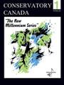New Millennium Voice Grade 1 Conservatory Canada NOVUS VIA MUSIC GROUP. 60 pages. Published by Novus Via Music Group.