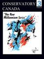 New Millennium Voice Grade 3 Conservatory Canada NOVUS VIA MUSIC GROUP. 80 pages. Published by Novus Via Music Group.