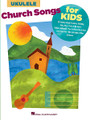 Church Songs for Kids (for Ukulele). Composed by Various. For Ukulele. Ukulele. Softcover. 40 pages. Published by Hal Leonard.  28 Sunday School favorites for the uke are presented in this fantastic collection for kids, including: Arky, Arky • Down in My Heart • Hallelu, Hallelujah! • I've Got Peace like a River • Jesus Loves Me • This Little Light of Mine • Zacchaeus • and more.