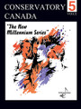 New Millennium Voice Grade 5 Conservatory Canada NOVUS VIA MUSIC GROUP. 100 pages. Published by Hal Leonard.