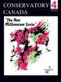 New Millennium Voice Grade 4 Conservatory Canada NOVUS VIA MUSIC GROUP. 104 pages. Published by Novus Via Music Group.