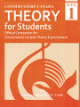 Theory One Conservatory Canada NOVUS VIA MUSIC GROUP. 184 pages. Published by Hal Leonard.