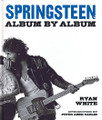 """Springsteen - Album by Album by Bruce Springsteen. Music Sales America. Hardcover. 290 pages. Published by Sterling Publishing.  With in-depth explorations of 17 studio albums spanning over 40 years of music history, Springsteen is the definitive book on """"The Boss."""" Bruce Springsteen stands astride the rock 'n' roll stage like a colossus. Renowned for his passionate songwriting, galvanizing live shows, and political activism, the iconic rocker shows no signs of slowing down. Richly photographed, and featuring brilliant writing by one of America's top music critics as well as a foreword by Peter Ames Carlin (author of the bestselling biography Bruce), this is a must-have for Springsteen's millions of fans."""