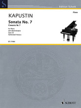 Sonata No. 7, Op. 64 Piano Solo piano Solo. Softcover. 44 pages. Hal Leonard #ED21866. Published by Hal Leonard.
