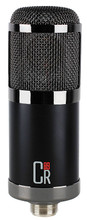 CR89 (Black Chrome Condenser Mic). MXL Mics. General Merchandise. Hal Leonard #CR89. Published by Hal Leonard.  The MXL CR89 is a large diaphragm condenser microphone wrapped in sharply contrasted black and chrome. The sound is every bit as bold as the body; the CR89 can handle subtle acoustic guitar tones and loud vocals with the same sonic integrity. The CR89 has low noise circuitry and a very low proximity effect, making it ideal for up-close recording. At home on instruments and vocals, the CR89's body design minimizes body resonance while the tuned grill cavity reduces standing waves and harmonic distortion.