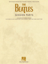 The Beatles' Session Parts by The Beatles. For Orchestra. Transcribed. Softcover. 128 pages. Published by Hal Leonard.  This unique collection of 20 Beatles tunes presents, in score format, the parts played by the band's studio session players, so that you can study and play exactly what those violins, harps or trumpets were playing! Songs include: All You Need Is Love • A Day in the Life • Eleanor Rigby • The Fool on the Hill • Golden Slumbers • Got to Get You into My Life • Hello, Goodbye • I Am the Walrus • Magical Mystery Tour • Penny Lane • Sgt. Pepper's Lonely Hearts Club Band • Something • Strawberry Fields Forever • When I'm Sixty-Four • and more.