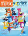All the Best Vol. 15 No. 4 (January/February 2015). By Sara Bareilles. By John Jacobson, Mac Huff, and Roger Emerson. Arranged by Emily Crocker and John Higgins. For Choral (Teacher Magazine w/CD). Music Express. 66 pages. Published by Hal Leonard.  Get on board the Music Express with this essential resource for general music classrooms and elementary choirs. Join John Jacobson and friends as they provide you with creative, high-quality songs, lessons and recordings that will keep students engaged and excited! This January/February issue includes: Best Self, Best Work, Best World * The Bare Necessities (from Walt Disney's The Jungle Book) * Singabahambayo Thina * Brave (Sara Bareilles) * Flight of the Bumblebee (Rimsky-Korsakov) * He's Got the Whole World in His Hands * Freeze * Travel to South Africa * One 2 One Interview with Celtic Woman * plus many more songs and activities in the teacher magazine!