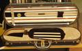 Musafia Aeternum Aureum Case, Violin, Elliptical