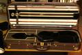 Musafia Master Series Aureum Case, Viola, Oblong (made to pattern)