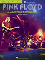 """Pink Floyd - Guitar Signature Licks (A Step-by-Step Breakdown of David Gilmour's Guitar Styles and Techniques). By Pink Floyd. For Guitar. Signature Licks Guitar. Softcover with CD. Guitar tablature. 64 pages. Published by Hal Leonard.  Explore the epic works of space rock pioneers Pink Floyd with this instructional book. You'll learn the details behind the songs """"Another Brick in the Wall, Part 2,"""" """"Comfortably Numb,"""" """"Hey You,"""" """"Wish You Were Here,"""" and more classics. Audio files for all examples are available for online streaming or download with the custom code in each book."""