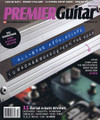 "Premier Guitar Magazine March 2015 PREMIER GUITAR. 176 pages. Published by Hal Leonard.  Premier Guitar March 2015: Pedal freaks rejoice! We've got info and close-up photos of 10 of the coolest stomp stations from our recent Rig Rundowns – from Pixies to Brent Mason, the War on Drugs, Larry Carlton, Brand New, Jonny Lang, Death from Above 1979, Bring Me the Horizon, the Gaslight Anthem, and Third Eye Blind. Then we've got a gallery of your pedalboards, which often give the pros' boards a serious run for their money. We've also got a review roundup of ""spring-reverb"" pedals – Subdecay's Super Spring Theory, Mojo Hand Fx's Dewdrop, and Catalinbread's Topanga – new photos from our Gwar and Lucinda Williams Rig Rundown video shoots, and a DIY feature with setup and Maintenance tips for 12-string guitars. Out artist interviews this month include chats with Robert Pollard, Cancer Bats' Scott Middleton, and Consider the Source's Gabriel Marin. Other gear reviews include toys from MXR, Eastwood, Veillette, Tone Bakery, TC Electronic, T-Rex, Schertler, BC Audio, Red Witch, Outlaw, Electro-Harmonix, and Stone Deaf."