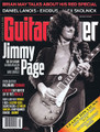 "Guitar Player Magazine March 2015 Guitar Player Magazine. 154 pages. Published by Hal Leonard.  Guitar Player – March 2015 Cover Stories: Jimmy Page, The Zep Legend in Conversation with Chris Cornell • Check Out the Hallmark Red Baron • Classic! Dave Hunter on the 1965 VOX AC30 • More Gear from Fender, T-Rex, Electro-Voice, Source Audio, Seymour Duncan, Earthquaker Devices, Ladner • Brian May Talks About His Red Special • Daniel Lanois, Exodus, Alex Skolnick • Learn His Licks: Harvey ""The Snake"" Mandel Plus! Jeff Beck's ""Two Rivers"" Decoded."