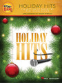 """Let's All Sing Holiday Hits (Collection of Favorites for Young Voices). Arranged by Roger Emerson. For Choral (PIANO/VOCAL). Expressive Art (Choral). Published by Hal Leonard.  Bring on the snow with fresh, new arrangements of holiday favorites that shuffle and swing! And for the grand finale, Irving Berlin's classic """"White Christmas"""" is sure to be an unforgettable musical experience for singers and audiences alike! Great for choir, classroom and community, these songs have been carefully adapted for young unison voices with optional harmony for added fun. The Piano/Vocal Collection offers fully accompanied songs, and the Singer Edition comes in paks of 10 with vocal parts only. Perform these holiday gems live or with the professionally-produced recordings available on a separate performance/accompaniment CD. Suggested for grades 4-8."""