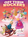 """Off Their Rockers (A Fun-Filled One Act Musical Play). Composed by Jill and Michael Gallina. For Choral (TEACHER ED). Musicals. Published by Hal Leonard.  With the popularity of reality TV dance competitions, your students and the audience will be delighted to jump onto the dance bandwagon and participate in this fun filled and uplifting musical! The classic rock songs showcased in this musical have made an invaluable contribution to our pop music culture. Our story takes place in a senior center where all is quiet and calm and perhaps a bit boring; that is until the Center Director decides to use music and dance to bring fun and excitement into the lives of the seniors. Through songs and dances that were very much a part of the seniors' past, the Director, along with friends and family, encourage the seniors to get """"off their rockers"""" and join in on the fun. All of the dances in Off Their Rockers are easy to learn with several different options for performing them. The dances can be performed by pairs, small groups or presented as full cast production numbers. If you are performing the musical with several classes or grade levels, you may choose to assign a different song and dance to each class or level. Songs include: Old Time Rock and Roll, The Banjo's Back in Town, Rock Around the Clock, At the Hop, The Peppermint Twist, Dancin' in the Street. About 25 minutes in length. For Grades 3-6."""