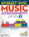 Interact with Music Assessment (Level II) (Interactive Resources for the Music Classroom). Composed by Manju Durairaj. For Choral (Teacher CD-ROM). Expressive Art (Choral). Published by Hal Leonard.  Level II presents over 40 interactive formative and summative assessments with customizable rubrics. In addition to the interactive material, there are quizzes and worksheets that may be printed or sent to tablets for completion, and manipulatives that may be printed out and laminated. These assessments follow a sequential progression for teaching musical concepts - Rhythm: Meter (steady beat, duple and triple meter, time signature) and Duration (quarter note and rest, and eighth notes); Pitch: Solfege (moveable do, major and minor pentatonic) and Intervals (lines/spaces, skips, steps, repeats); Expressive Elements: Dynamics (pp, mp, p, mf, f, ff, sfz, crescendo, decrescendo) and Tempo (largo, andante, moderato, allegro, presto, ritardando, accelerando, legato and staccato); Harmony (unison, melodic ostinato-tonic and dominant, rounds-rhythm and melody, descant, partner song) and Form (Elemental, Binary, Ternary, Rondo). The DVD-ROM offers step-by-step interactive lessons for SmartBoard and Promethean, compatible with SmartNotebook 11 and Promethean ActivInspire 1.8.6 software. No interactive whiteboard? No problem. InterAct using the free download viewer software options. Instructions and website links enclosed. No DVD-Rom drive? No problem. InterAct using the optional DIGITAL DOWNLOAD CODE. Files may be directly downloaded to your computer.