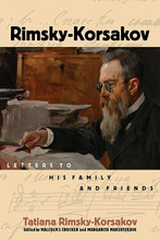 "Letters to His Family and Friends. Amadeus. Hardcover. 400 pages. Published by Amadeus Press.  Nikolay Rimsky-Korsakov is one of Russia's great musical figures. Although largely self-taught, he became a professor at the Saint Petersburg Conservatory and one of the famed ""Mighty Handful"" of Russian nationalist composers. Works like Scheherazade and Capriccio Espagnol remain popular, as does his textbook on orchestration. His influence extended from students like Stravinsky and Prokofiev to non-Russian composers such as Debussy, Dukas, and Ravel. Yet relatively little written about him is available outside Russia.  Rimsky-Korsakov: Letters to His Family and Friends is a rare, revealing look at the composer, written by his granddaughter Tatiana. Featuring a wealth of correspondence and photographs from his family's archives, this book provides new, fascinating details about the composer's life, work, and relations with close friends and colleagues, including Borodin, Mussorgsky, and Tchaikovsky. It also sheds new light on his wife, Nadezhda Purgold, an accomplished composer and pianist who helped her husband with his own compositions. Many letters involve Rimsky-Korsakov's other family members and important figures in art, history, literature, and music of the late 19th and early 20th centuries.  Filled with material presented in English for the first time, this book is an essential resource on Rimsky-Korsakov, late romantic and early modern music, and culture in Russia as it approached the end of an era."