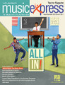 Choral (Teacher Magazine w/CD) August/September 2015. Composed by John Jacobson, Mac Huff, and Roger Emerson. Arranged by Emily Crocker and John Higgins. Music Express. 64 pages. Published by Hal Leonard.  Get on board the Music Express with this essential resource for general music classrooms and elementary choirs. Join John Jacobson and friends as they provide you with creative, high-quality songs, lessons and recordings that will keep students engaged and excited! This August/September issue includes: All In!, Rock Around the Clock, Swiss Hiking Song, Everything Is Awesome (from THE LEGO MOVIE), Symphony No. 5 in C Minor (Beethoven), Over My Head, School Is Cool, NEW online series, THE MUSIC SHOW, Episode #1: The Beat Is the Heart of Music, plus many more songs and activities in the teacher magazine!