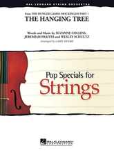 Orchestra, String Orchestra (Score & Parts) - Grade 3-4 (from The Hunger Games). By Jennifer Lawrence. By Jeremiah Fraites, Suzanne Collins, and Wesley Schultz. Arranged by Larry Moore. Pop Specials for Strings. Published by Hal Leonard.  Jennifer Lawrence's hit single, as heard in The Hunger Games: Mockingjay Part 1.