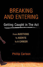 "From Auditions to Agents to a Career. Book. Softcover. 224 pages. Published by Opus Books.  Philip Carlson was the first agent to sign Phillip Seymour Hoffman, Billy Crudup, Liev Schreiber, Claire Danes, Idris Elba, Kyra Sedgwick, Adrien Grenier and Paul Giamatti. He has represented Viola Davis, Kathy Bates, Brian Dennehy, and W.H. Macy among many and gifted others. He shares his practical trade secrets in this extraordinarily comprehensive guide on how to get into show business. Topics include: The Schools • The Business • Showcases • Casting Directors • Agents • Auditions • Which Coast? • Producers • Staying Real • Negotiating 101 • Where Do I Fit? • Movies • TV: Where the Real Money Is (These Days) • and more!   His clients rave:  ""He saw more in me than I saw in myself."" – Kyra Sedgwick  ""A great and resonant canyon of thanks to Philip Carlson for his invaluable work with a generation of young talent – including me."" – Billy Crudup  ""Philip Carlson is one of the wisest people on the subject of building a career that will last. Luck didn't have him representing New York's top character actors; wisdom, intelligence, patience and loyalty did. He was, and is, as good as it gets."" – Tim Blake Nelson  ""Philip Carlson was my 'Guide in shining armor!' Smart, honest and hardworking, this book is his thinking and experience on a shelf."" – Idris Elba"