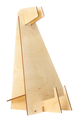 Loog Guitars. General Merchandise. Hal Leonard #LGS. Published by Hal Leonard.  11x16 inches.  Inspired by mid-century American design, the Loog Stand is a bold, yet elegant, accessory that keeps your Loog Guitar safe, stable and ready to play. Compatible with all Loog Guitars, the stand folds flat for easy storage. Made in Brooklyn, New York with baltic birch wood.