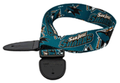 Woodrow Guitars. Hal Leonard #GSNHL24. Published by Hal Leonard.  A guitar strap is an essential add-on for any guitar. Stand up and rock out in your favorite team colors! Sublimation team print on durable, machine washable 100% polyester. Adjustable strap measures 55-inches in length and 2-inches in width.