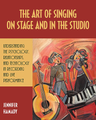 Understanding the Psychology, Relationships, and Technology in Performing and Recording. Book. Softcover. 184 pages. Published by Hal Leonard.  To be a great singer, talent and technique are obviously important, as are having excellent songs and being able to move an audience. But there's more to it than that, including two critical skills that are rarely, if ever, addressed in vocal training: managing the technology onstage and in the studio and interacting with the people who run it.  No matter how fantastic your voice is or how much money is behind you, if you don't know how to work with recording and performance technology – whatever your genre – you're in for a tough ride. Countless phenomenal singers stagnate professionally and even leave the business because they can't figure out how to deliver when using studio headphones and stage monitors, or how to communicate their needs to producers and engineers. And many less capable singers get ahead because they can.  The Art of Singing Onstage and in the Studio finally and comprehensively addresses these important issues in an easy-to-read, accessible style. Beginning with a discussion of the history of the voice and technology in our culture, Hamady also reveals the root causes of performance anxiety in music and beyond, as well as how to overcome it.  In her groundbreaking book The Art of Singing she showed us how to discover and develop our true voices. Now she shares how to use them onstage, in the studio, and with the world. Singers, performers, producers, and engineers will all come away from this book more knowledgeable about the origins of their fields, empowered in the tools of their trade, and clear on how to best communicate with one another.