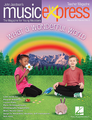 Choral (Teacher Magazine w/CD) May/June 2015. By Louis Armstrong. By Audrey Snyder, John Jacobson, and Roger Emerson. Arranged by Emily Crocker and John Higgins. Music Express. 68 pages. Published by Hal Leonard.  Get on board the Music Express with this essential resource for general music classrooms and elementary choirs. Join John Jacobson and friends as they provide you with creative, high-quality songs, lessons and recordings that will keep students engaged and excited! This May/June 2015 issue includes: What a Wonderful World, We Are One (Ole, Ola), La Cumparsita, Musical Planet: Uruguay, My Path, The Red River Valley, Marching on Parade, 1815 Overture (Tchaikovsky), plus many more songs and activities in the teacher magazine!