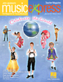 Choral (Teacher Magazine w/CD) May/June 2014. By Duke Ellington, Ross Lynch, and The Piano Guys. By Audrey Snyder, Billy Strayhorn (1915-1967), John Jacobson, Roger Emerson, and Rollo Dilworth. Arranged by Emily Crocker, Janet Day, and John Higgins. Music Express. 64 pages. Published by Hal Leonard.  Get on board the Music Express with this essential resource for general music classrooms and elementary choirs. Join John Jacobson and friends as they provide you with creative, high-quality songs, lessons and recordings that will keep students engaged and excited! This May/June 2014 issue includes: Celebrate the World, Surf's Ups (from Teen Been Movie), Shalom Chaverim, The Piano Guys, Imagine It All, Take the A Train, May Day Carol, Feelin' Good, plus many more songs and activities in the teacher magazine!