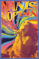 By Janis Joplin. NMR/Aquarius. General Merchandise. Aquarius #241346. Published by Aquarius.  24x36 inches.  Poster of the beloved songstress gone too soon.