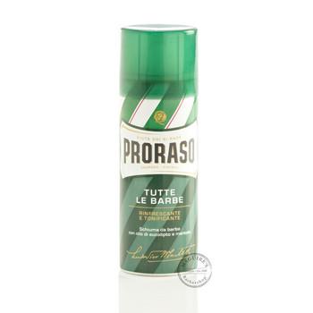 Proraso Shaving Foam - Eucalyptus & Menthol - 50ml