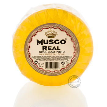 Musgo Real Oil Soap Oak Moss - 165g