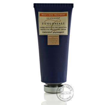 Mens skin Treatment Protective Shaving Cream