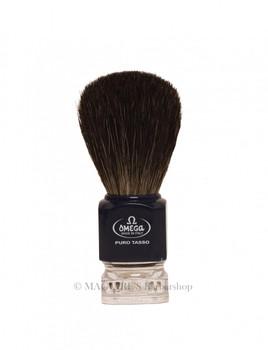 Omega #63169 Pure Badger Hair Shaving Brush