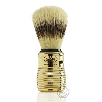 Omega #11205 Pure Bristle Shaving Brush