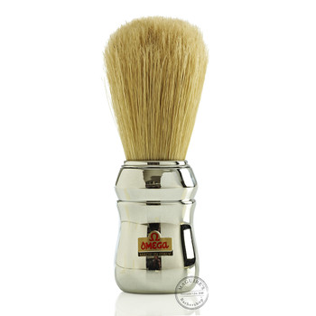 Omega #10048 Pure Badger Hair Shaving Brush