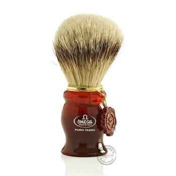 Omega #622 Pure Badger Hair Shaving Brush