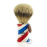 Omega #6735 Pure Badger Hair Shaving Brush