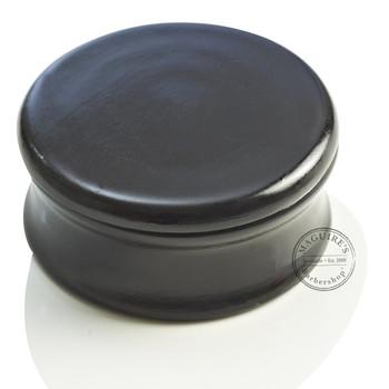 Parker Black Mango Shaving Soap Bowl
