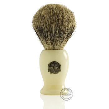 Vulfix #660 Pure Badger Shaving Brush - Med