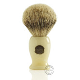 Vulfix #660 Super Badger Shaving Brush - Med