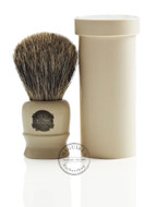 Progress Vulfix 2190 Pure Badger Shaving Brush c/w Travel Tube