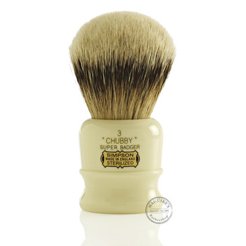 Simpsons Chubby 3 - Super Badger Shaving Brush