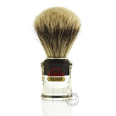 Semogue 730 HD Shaving Brush (Silvertip)