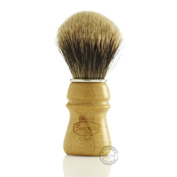 Semogue Ash SOC Shaving Brush (Badger)