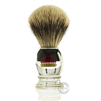Semogue 2040 Shaving Brush (Silvertip)