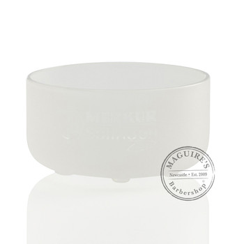 Frosted Glass Shaving Bowl