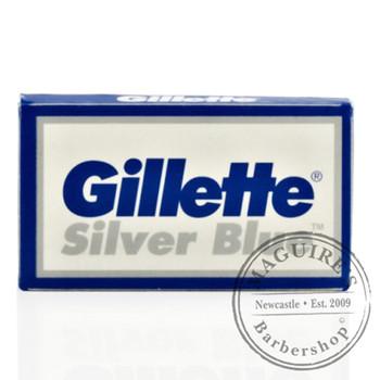 Gillette Super Silver Blue Razor Blades