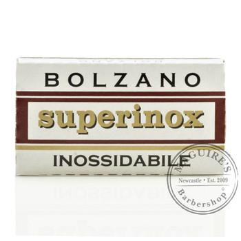 Bolzano Superinox Blades